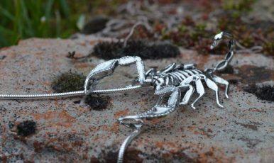 Sheerness Scorpion 5 - Emma Keating Jewellery__sm