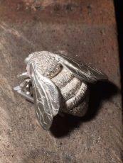 Queen Bumblebee Pendant, Emma Keating Jewellery