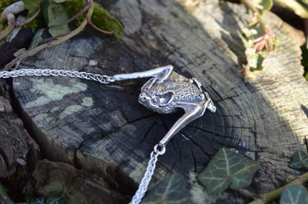 Pipistrelle Bat Necklace - Emma Keating Jewellery
