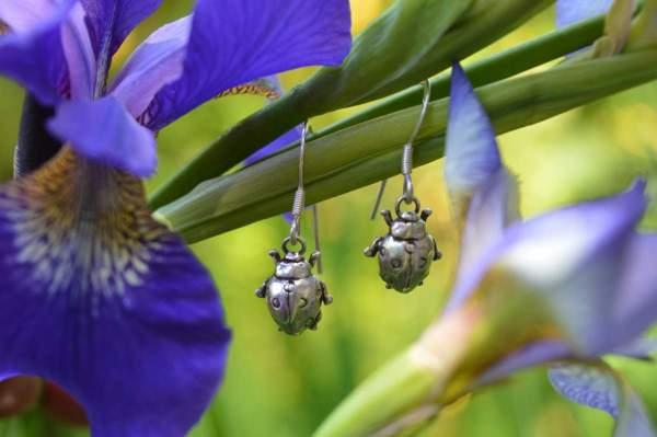 Ladybird Drops 1 - Emma Keating Jewellery
