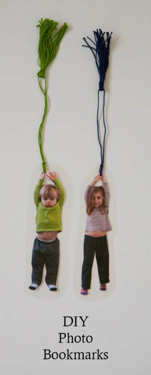 Fathers day bookmark
