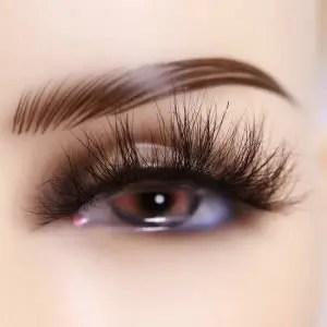 25MM 3D Mink Lashes DJ100