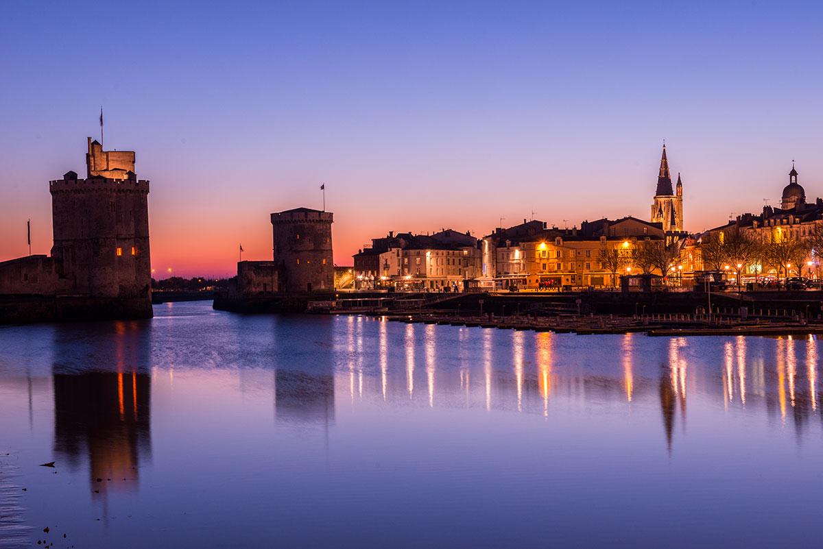 La Rochelle-Photo Nuit