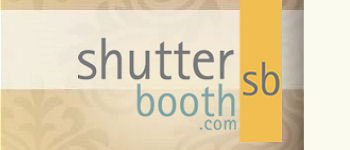 handmade wedding shutterbooth Ohio Photo Booths