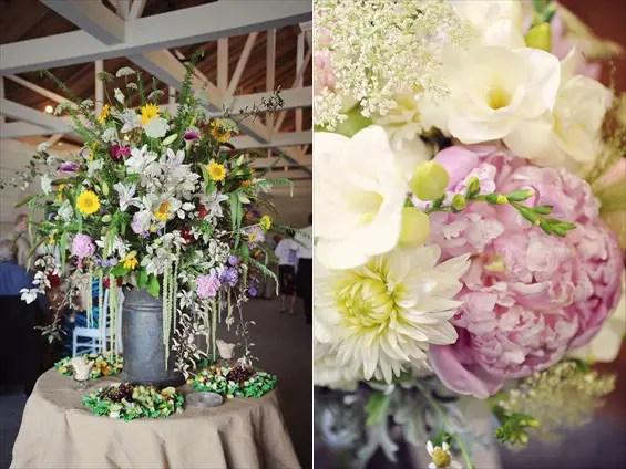 Brooke Brooks Photography - farm fresh wedding