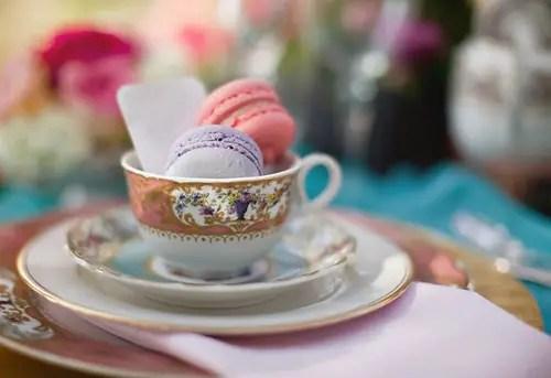 bridal shower teacups