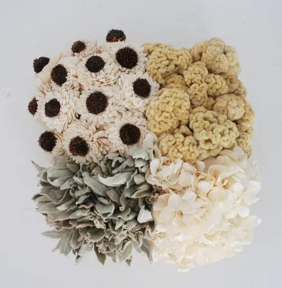 floral texture centerpiece
