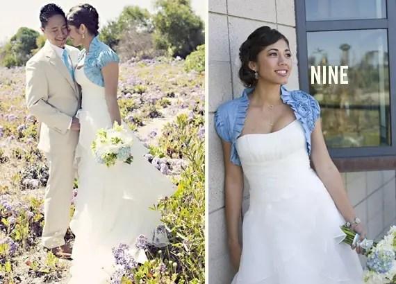 bridal boleros