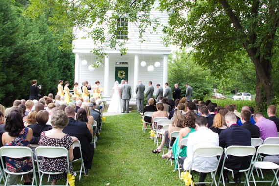 maryland real wedding millersville, md