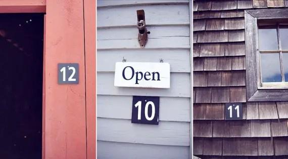 numbers open