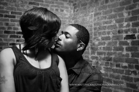 toya and memphitz engagement photos