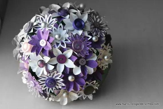 sheet music bouquet