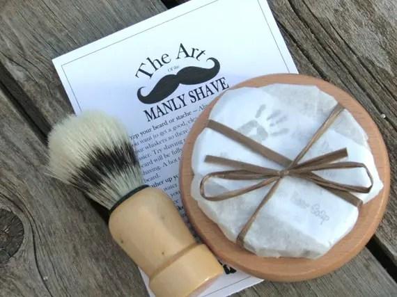 groomsmen shave kit
