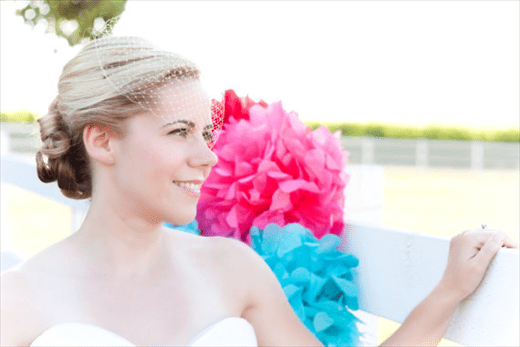 veil giveaway - emmaline bride
