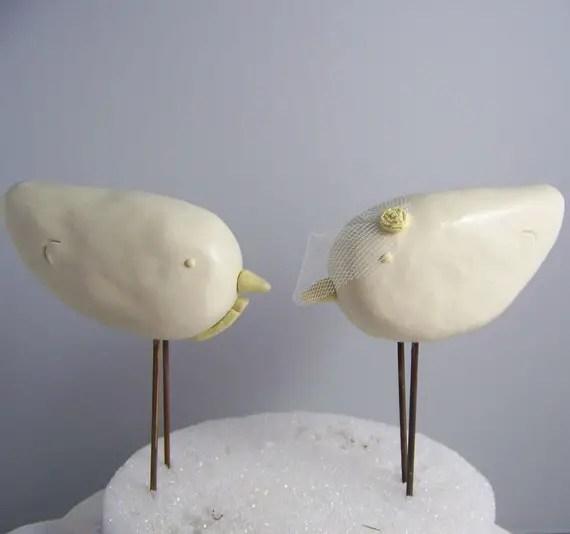 bird themed wedding