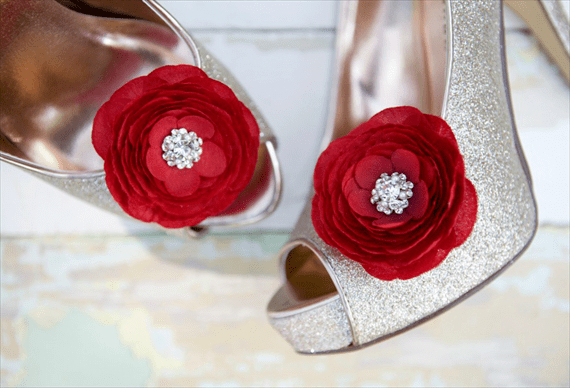 shoe clips giveaway