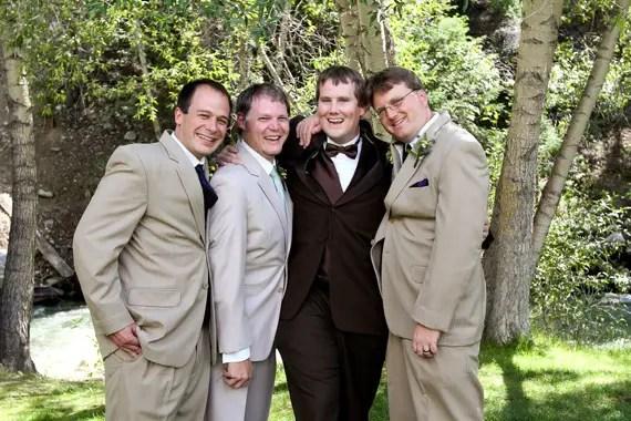 Mount Princeton Wedding