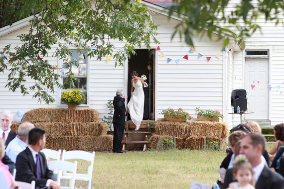 athens barn wedding