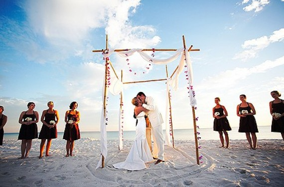 Beach Wedding 15 Amazing Ideas Handmade Wedding Emmaline Bride