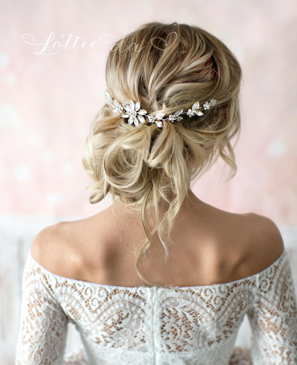 Flower Wedding Headpieces: Bridal Headpieces: Where To Buy Gorgeous Wedding