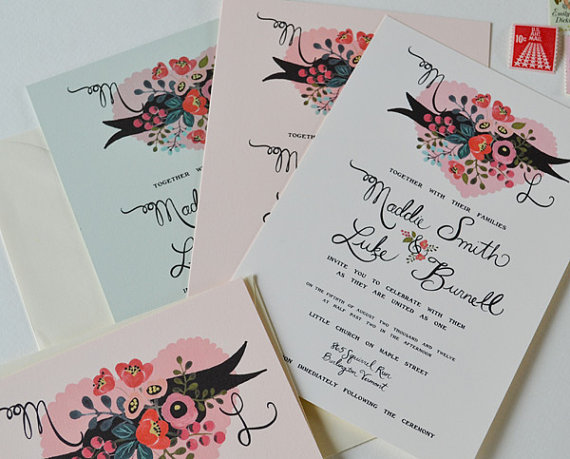 time savers for wedding invitations