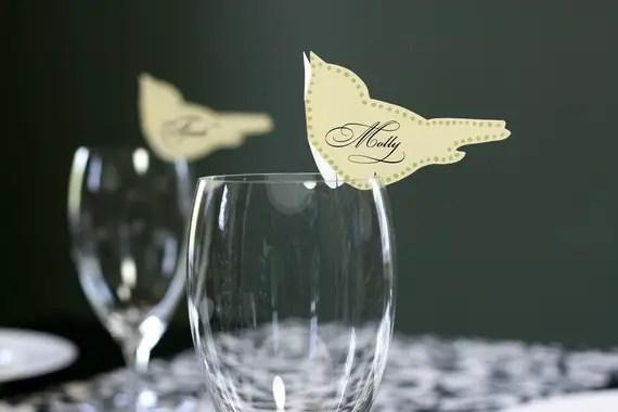bird wedding ideas