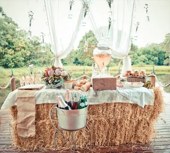 diy champagne bar 3 tasty tips handmade wedding