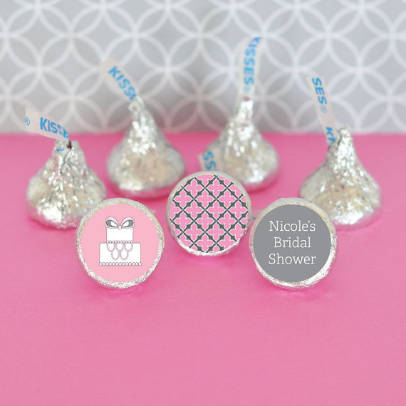 hershey kiss favors