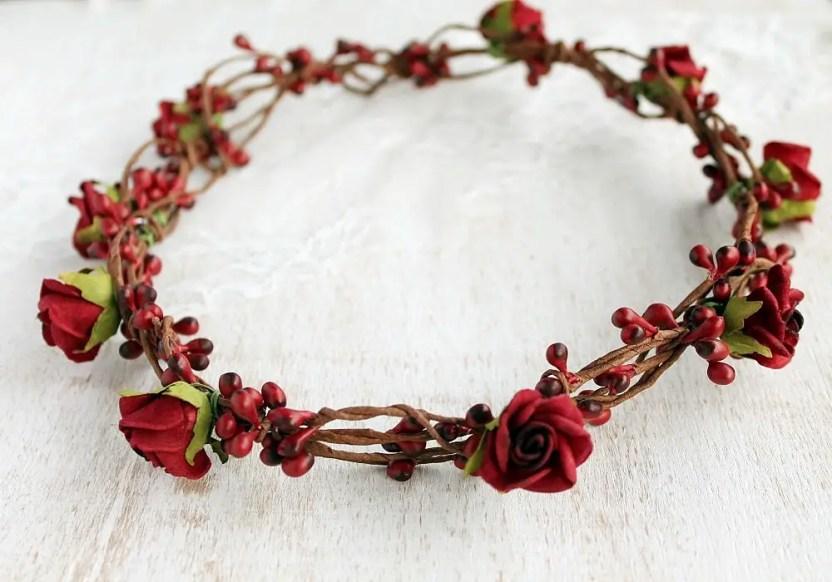 red-marsala-wedding-hair-crown