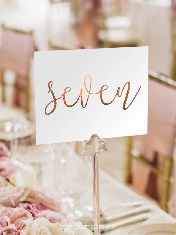 Rose Gold Wedding Ideas: 50+ Best Finds On Etsy & Beyond