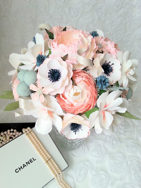 40 Alternative Wedding Bouquets (PHOTOS) | Emmaline Bride Wedding Blog