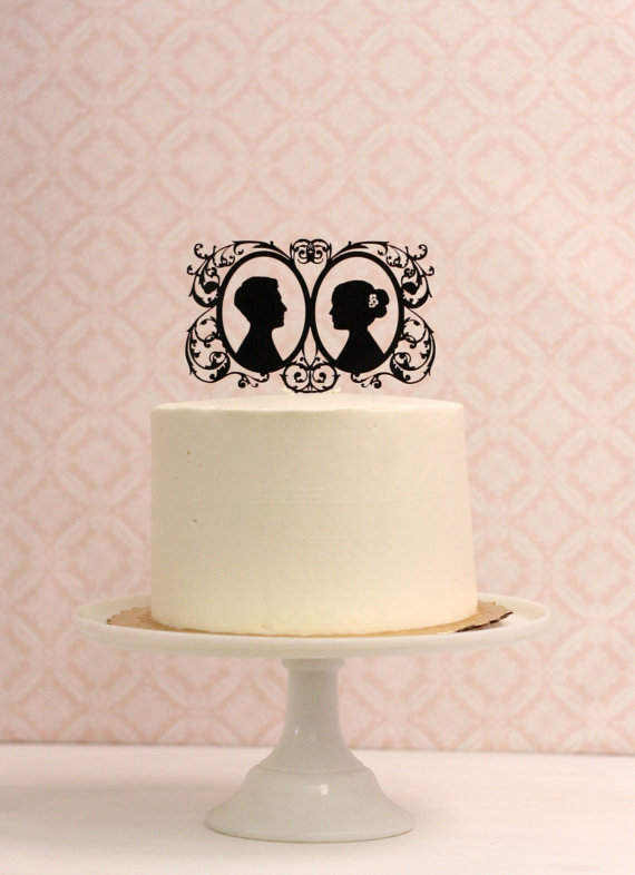 3 Fun & Easy Ways to Use Silhouettes in Weddings