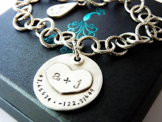 you plus me charm bracelet