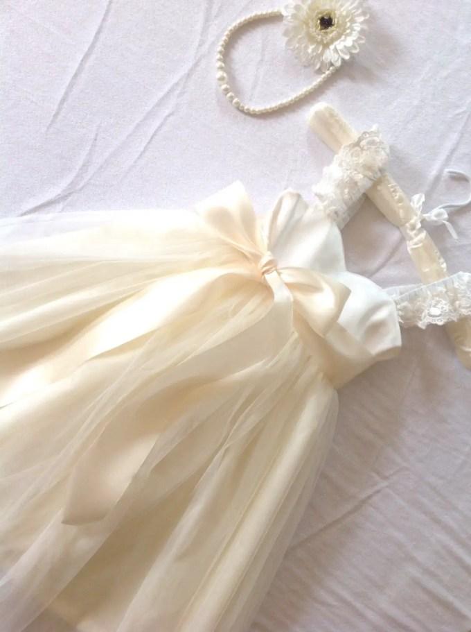 who pays for flower girl dress