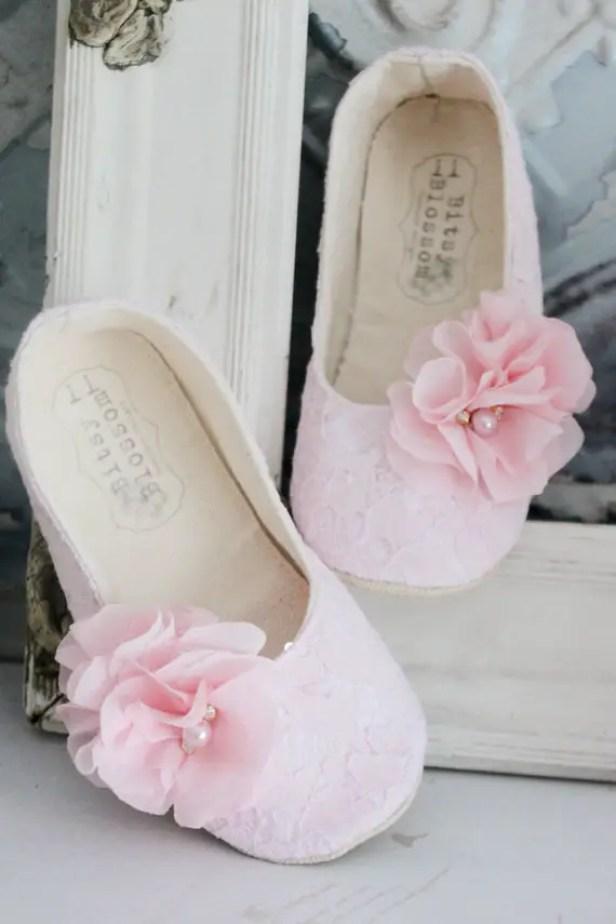 flower girl shoes 6