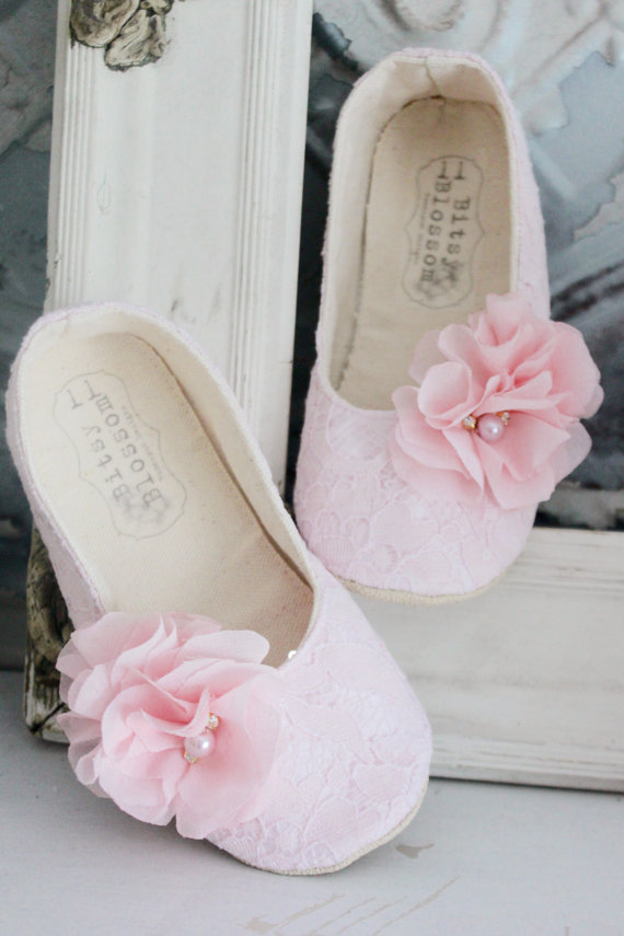 flower girl shoes 6