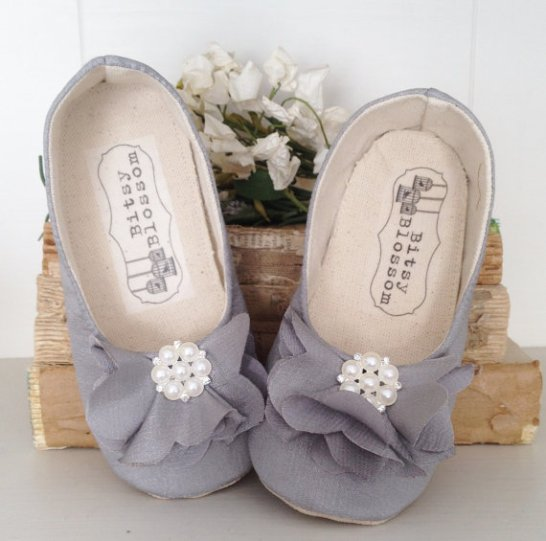 flower girl shoes 8
