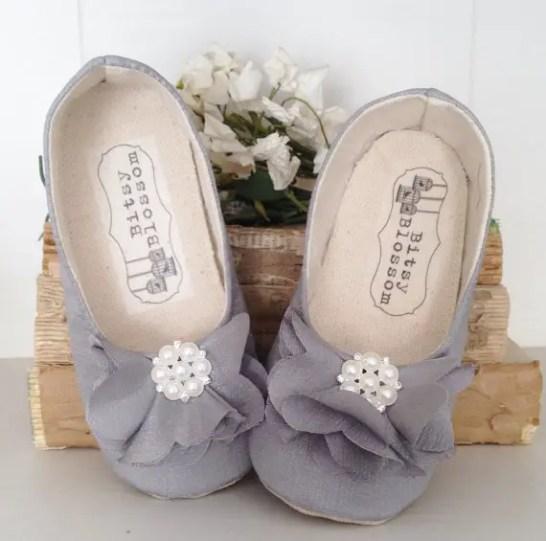 flower girl shoes 8