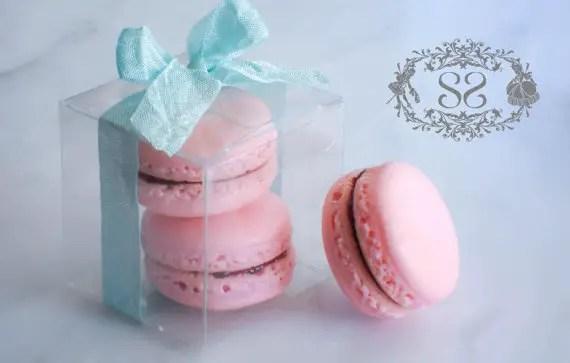 macaron favors by SplendidSweetShoppe