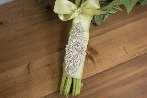 crystal bouquet wrap - 2