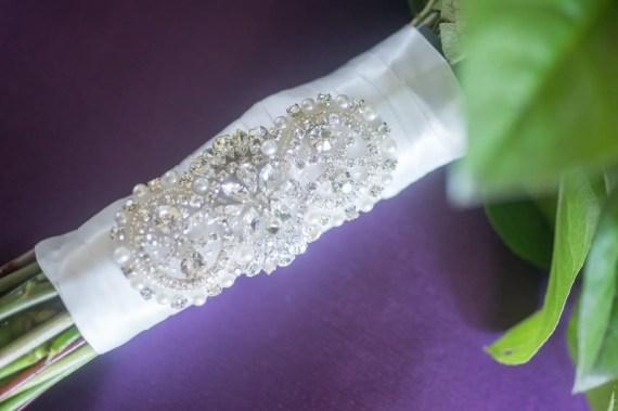 crystal bouquet wraps   wedding bouquet wraps: http://emmalinebride.com/bouquets/wedding-bouquet-wraps/