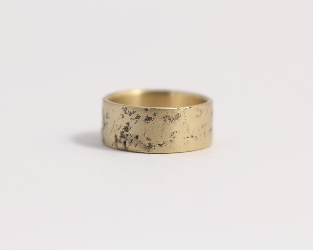21 Unique Wedding Bands for Men - Alternative Wedding Rings