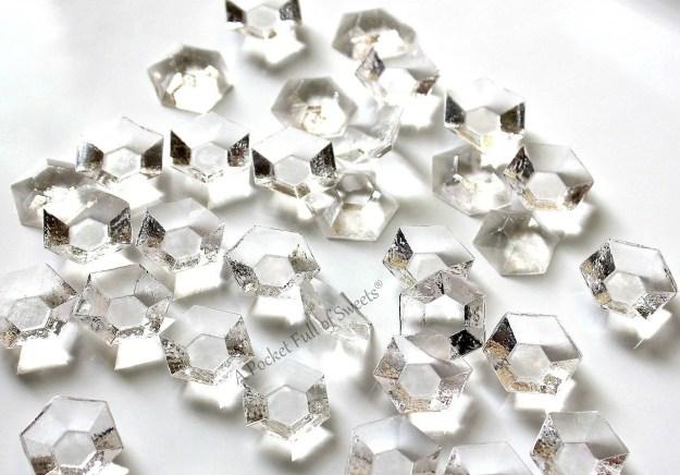 edible diamonds by apocketfullofsweets