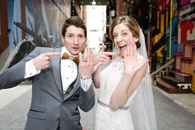 Detroit_wedding_bride_groom Downtown Detroit Wedding - http://emmalinebride.com/real-weddings/a-beautiful-downtown-detroit-wedding-nick-jeannine/ | Michigan wedding photographer - The Camera Chick