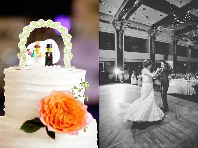 lego_wedding_cake_topper_buy Downtown Detroit Wedding - http://emmalinebride.com/real-weddings/a-beautiful-downtown-detroit-wedding-nick-jeannine/ | Michigan wedding photographer - The Camera Chick