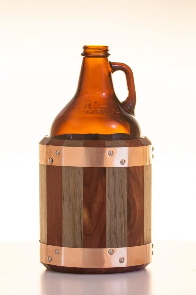 the growler girdle - groomsmen gift for beer lovers