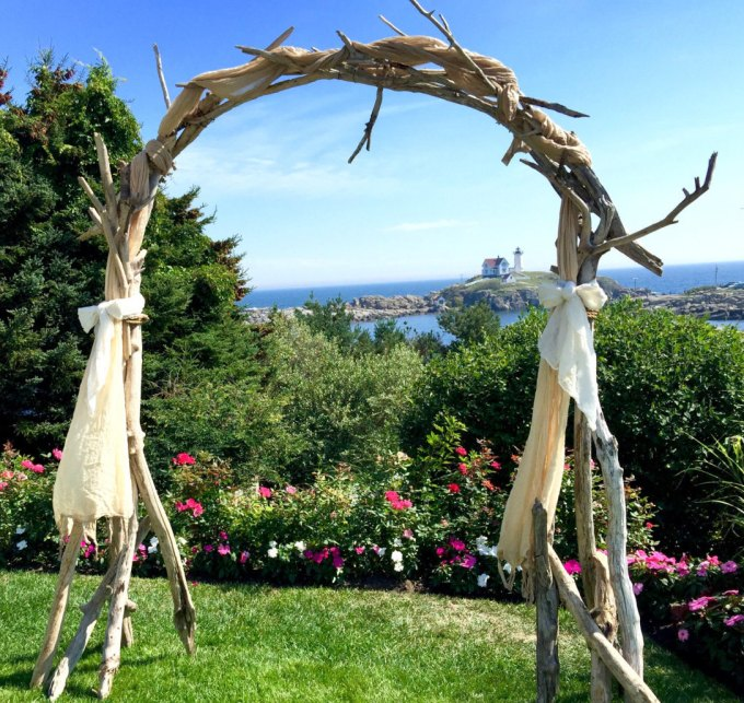 Homemade Wedding Arches Ideas: Where To Buy Wedding Arches For Outdoor Ceremony