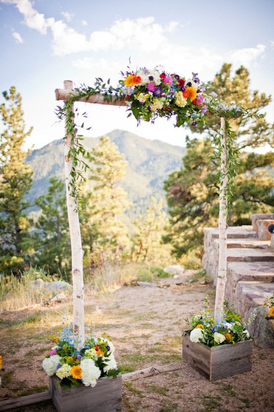 Where to Buy Wedding Arches for Outdoor Ceremony? | Emmaline Bride