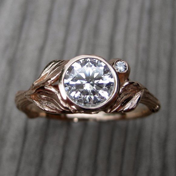 twig-and-leaf-engagement-ring