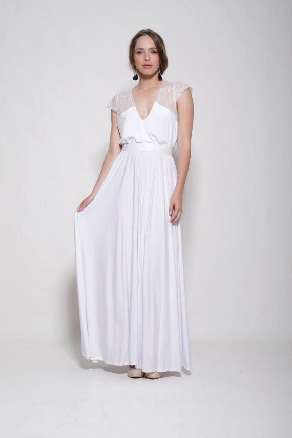 These Affordable Reception Dresses Are Really Beautiful For Weddings